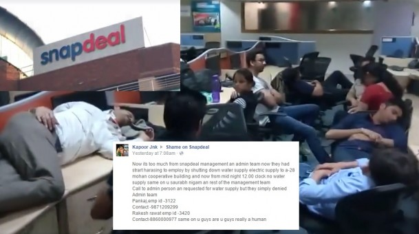 Perform or perish, Snapdeal tells 200 employees