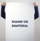 Solidarity with snapdeal employees